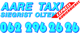 Logo Aare Taxi